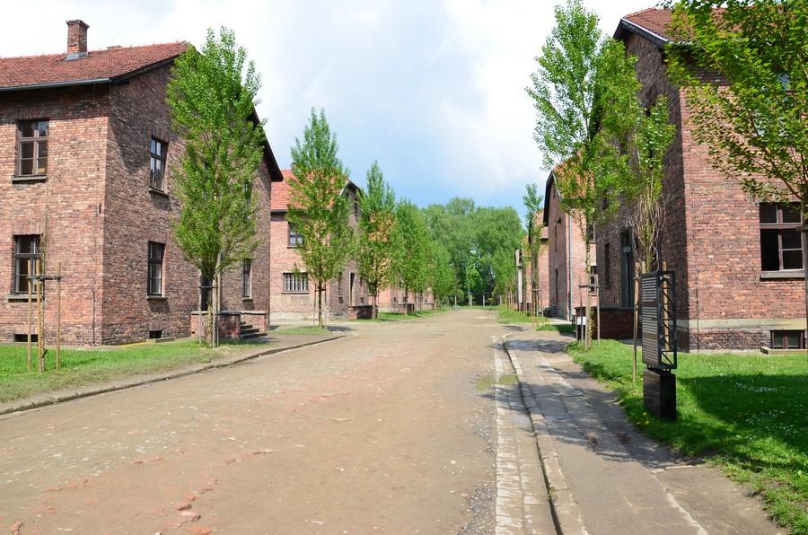 camps Auschwitz Birkenau Pologne Schnoebelen