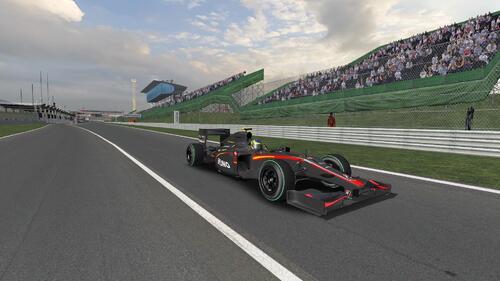 Team HRT F1