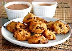 Cookies au beurre de cacahuète et pépites de chocolat Vegan