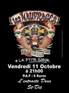 Les Naufragés - Saint Dié