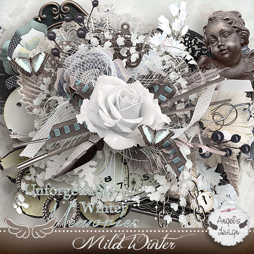 Mild Winter by Angel's Design