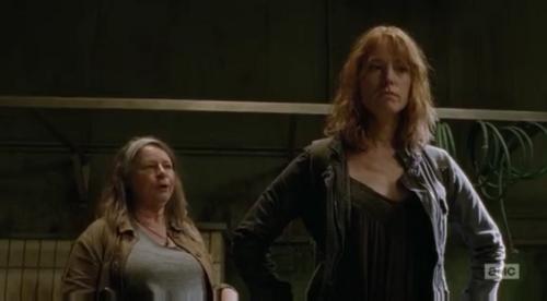 TWD S06E12 : The Same Boat