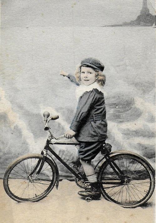 La loi est comme un guidon de vélo : elle va là où tu la tournes.