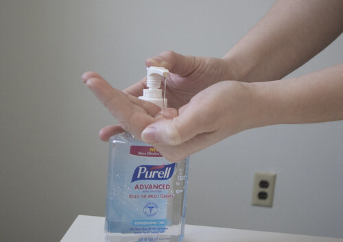 Why Does Hand Sanitizer Kill Germs?