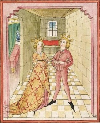 Costumes du XIIIe au XVe siècle ( II )