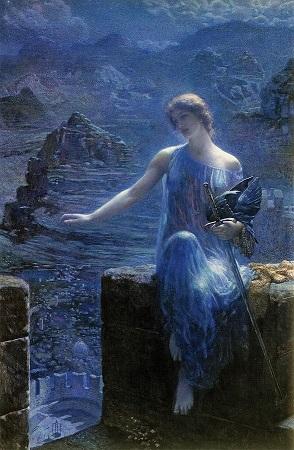 Le rêve bleu ...
