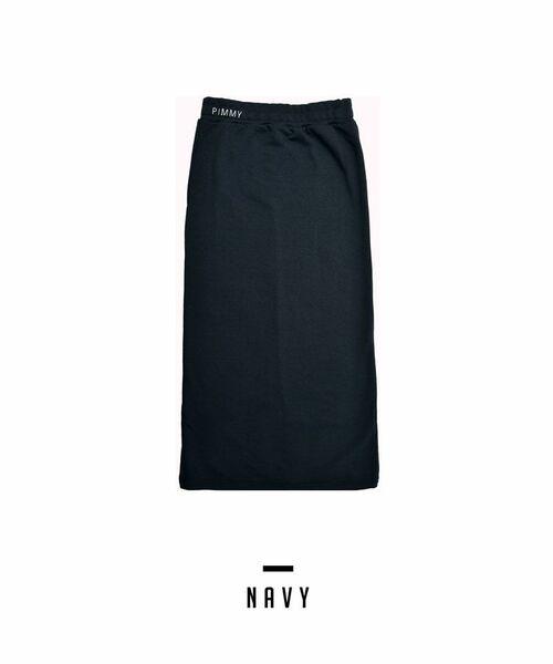 [PIMMY] - Jupe moulante - 4 860 ¥