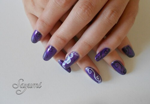 Nail Art en freestyle