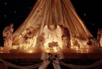 La crèche de Noël... toute une histoire