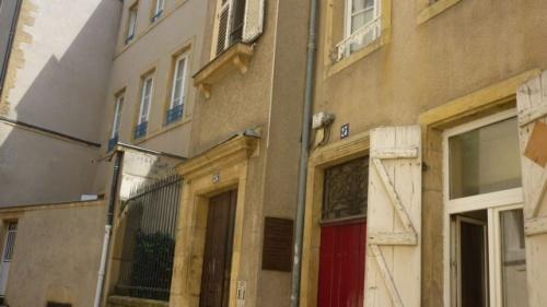 Maison natale d'André Schwarz-Bart