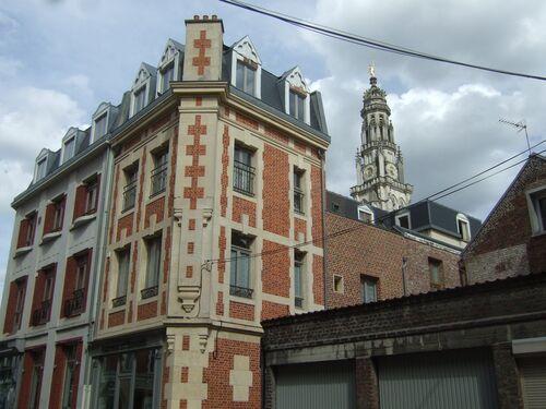 Arras en juillet