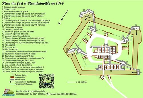 Le fort Curély