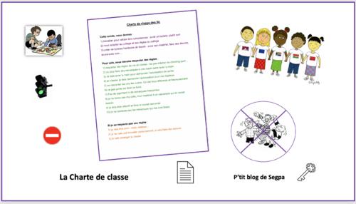 La Charte de classe