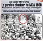 HAMADI BENMOHAMED dit Cheikh Mohamed Marocaine 1925-1935