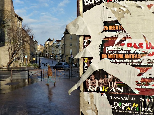 Place des Charrons 1 Metz février 2010