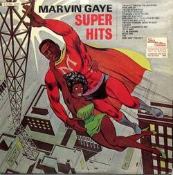 Marvin Gaye - Super Hits - Complete LP