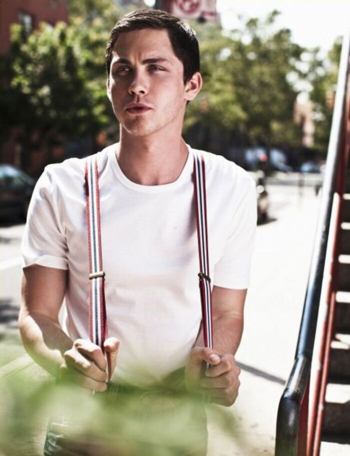 Happy Birthday Logan Lerman