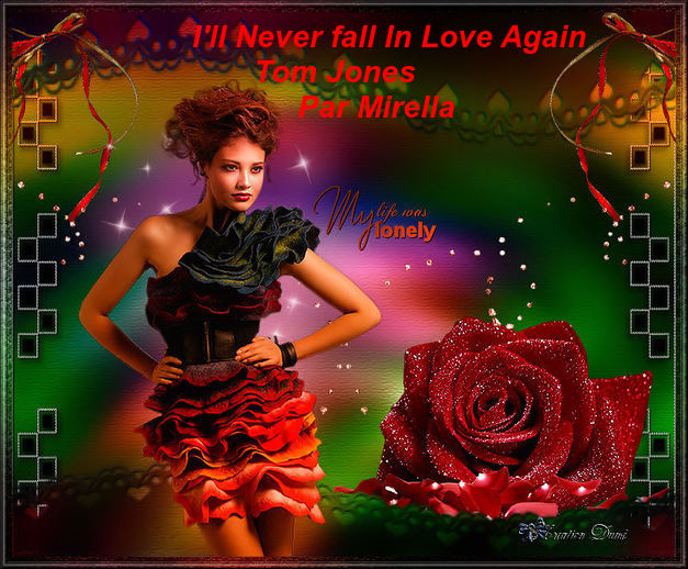 I'll Never Fall In Love Again  Tom Jones   Par Mirella
