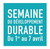 Semaine du développement durable : L'autopartage !