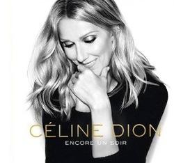 Céline Dion dévoile le titre Encore un soir