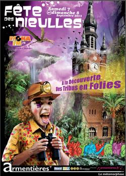 La fête des Nieulles ; c'est ce week end !