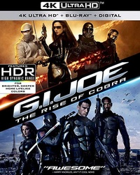 [Test 4K Ultra HD] G.I. Joe : Le Réveil du Cobra