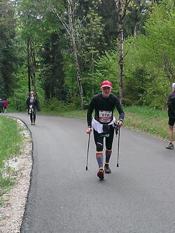 """La 29ème """"Montée du Poupet"""" Salins les Bains - Jura - Dimanche 19 mai 2013"""