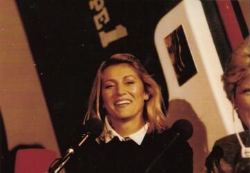 16 novembre 1984 : Studio  (Europe 1)