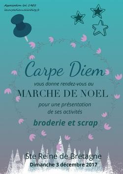 Carpe Diem fait sa pub !