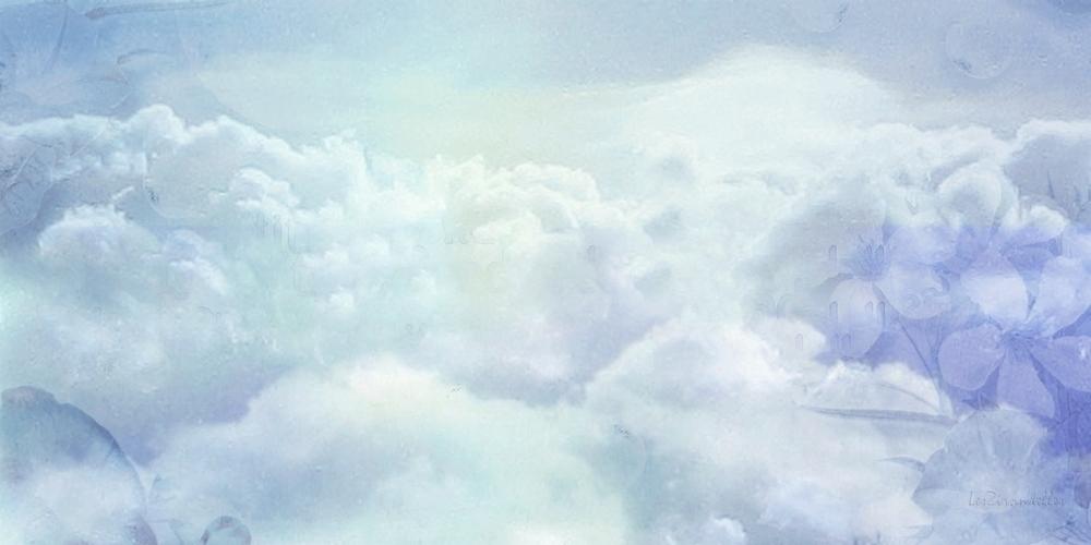 Grand fond ciel