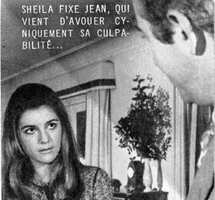 UNE HOTESSE NOMMEE SHEILA / N°13