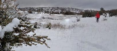 Les terres blanches au Viala du pas de jaux
