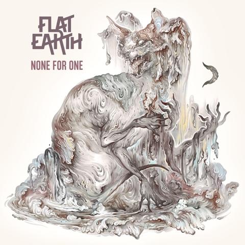 FLAT EARTH - Détails et extrait du premier album None For One