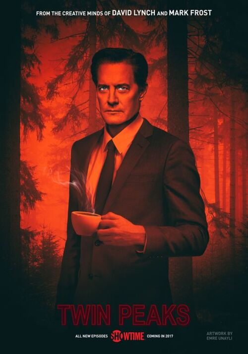 Twin Peaks, third season, fourth episode: ...brings back some memories