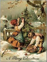 Noël d'antan