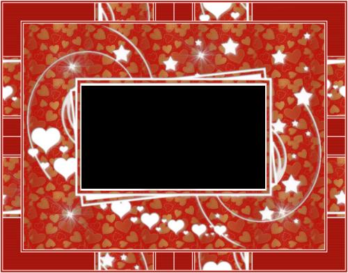 Tube cadre de Noel à personnalisé 2957
