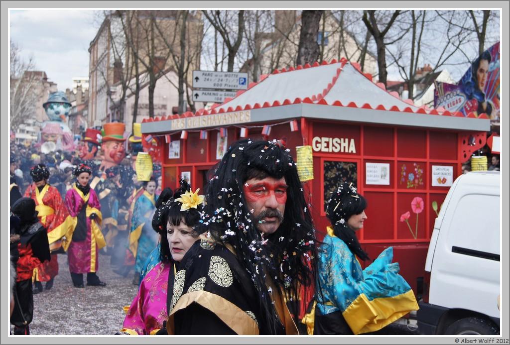 Carnaval à Chalon sur Saône (2)