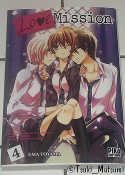 Love Mission - tome 4