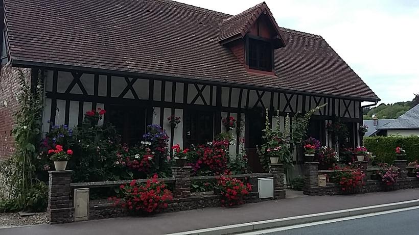 suite normandie - Veules les roses -