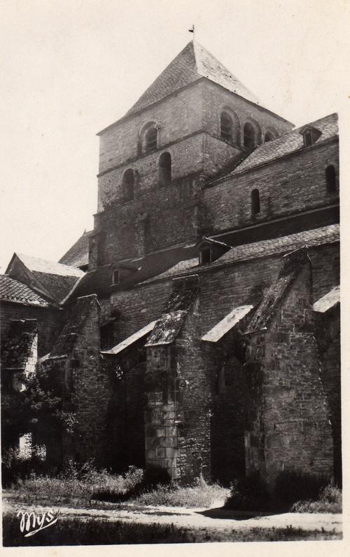 Carte postales anciennes de l'église
