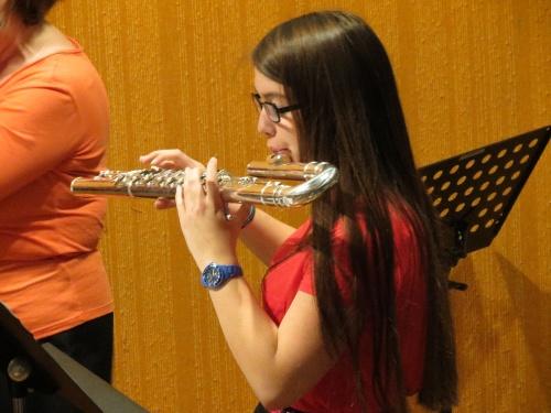 Concert Rencontre avec Flûte et Z'ut et les conservatoires de musique de Montbard et de Semur en Auxois