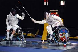 Le quotidien des personnes handicapées : dans le sport