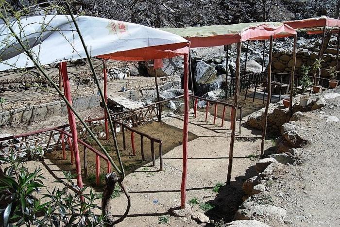 Village de Setti Fatma et les 7 cascades