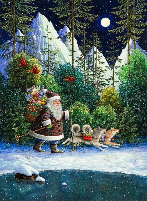Joyeux Noël, profitez bien !