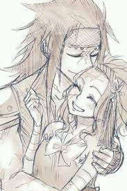 reby  ♥  gajil - fairy tail