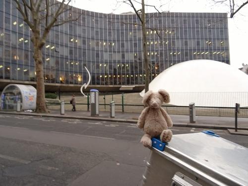 Quand Minizup'Mouff fait des siennes à Paris
