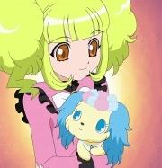 Aoi et Sapphy