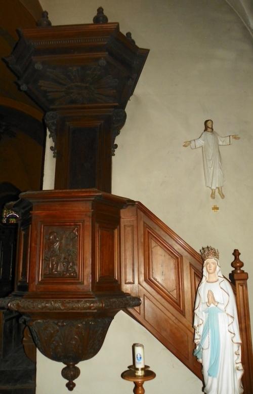 L'église Saint-Antoine ( 1 )