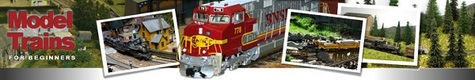 Model Trains for beginners Website