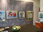 Ausstellung Manfred Weil bei Alius, Rodenkirchen